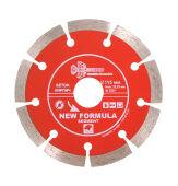 Диск алмазный TRIO-DIAMOND,  Сегментный New Formula 115*10*22.23 mm