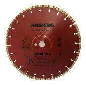 Диск алмазный  Hilberg Industrial Hard  350*10*25,4/12 mm